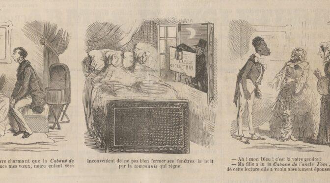 L'ambivalente réception de La Case de l'oncle Tom en France : pleurer ou persifler ? (Partie II. Un message anti-esclavagiste plus ou moins apprécié)