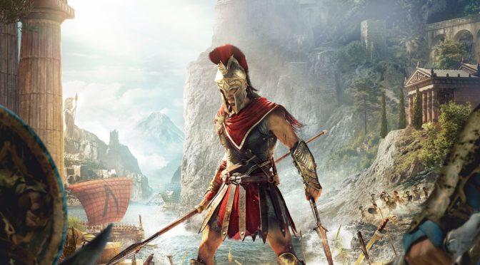 Play-conférence : Assassin's Creed Odyssey (16 avril 2019) – Compte-rendu enrichi