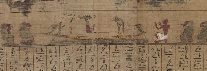 Conférence jeudi 28 mai 18h – Les trésors de la BnF en direct: le Livre des Morts égyptien de Padiamonnebnésouttawy