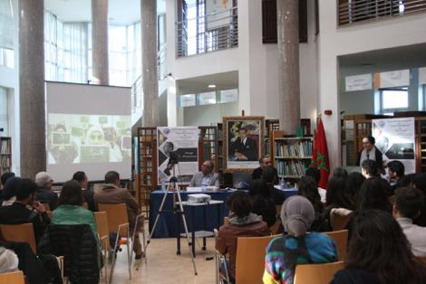 Cycle de Conférences CDENA. Crédit Badia Bsaiti, 2018