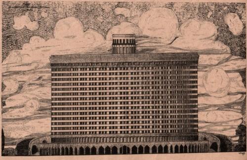1925_Der Industriebau_Heft 3_S. 74_Max Schroeder_Automobildepot_1924