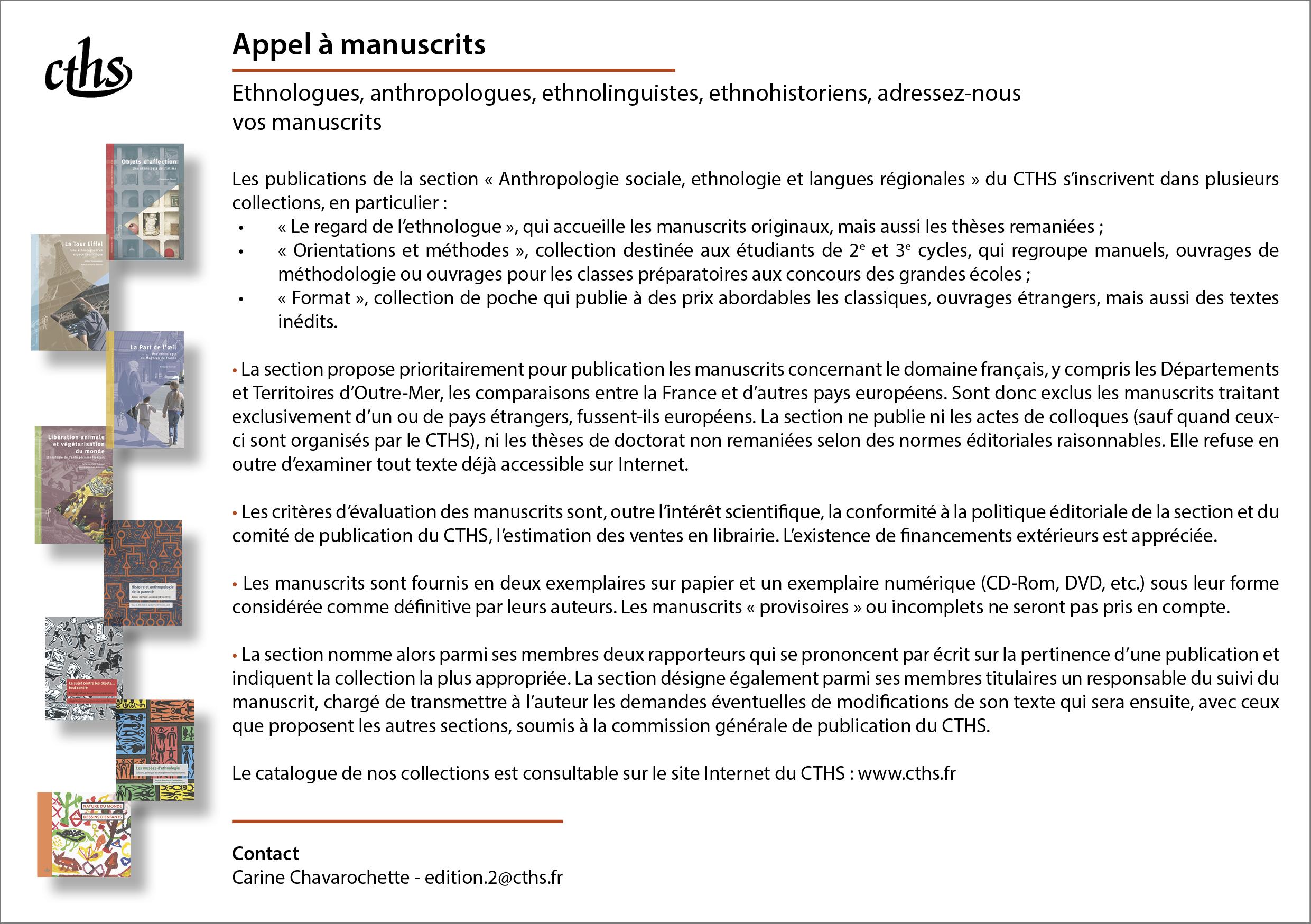 Appel à manuscrits CTHS png