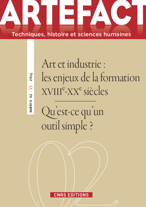 Artefacts_Couverture numero 2