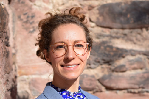 Neu am SFB: Die Archäologin Anna Sitz