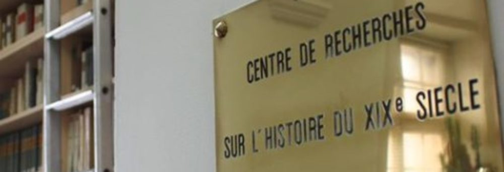 Centre d'histoire du XIXe siècle