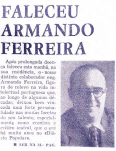 Armando Ferreira 1
