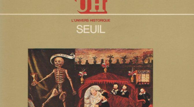 Entretiens sur L'histoire de la mort (1) : Philippe Ariès, Serge Bonnet, Roger Chartier