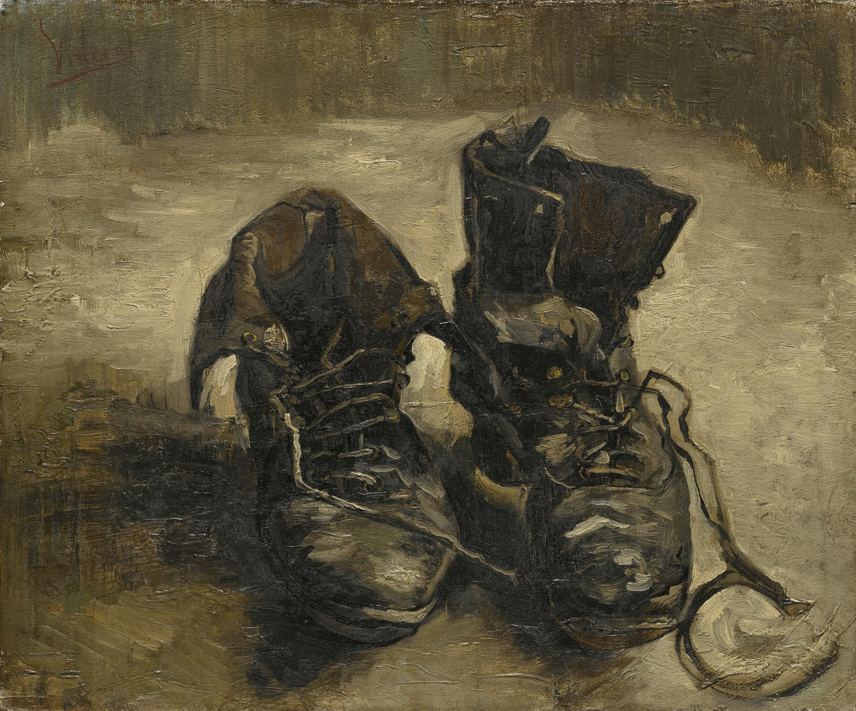 Shoes_VanGogh