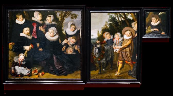 """Exposition : """"Les portraits de Frans Hals, Une réunion de famille"""" (Bruxelles, 1er février – 19 mai 2019)"""