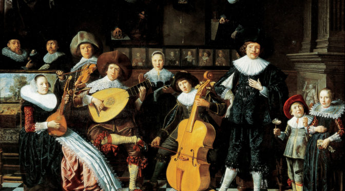 Colloque international : The Contribution of Artistic Genres to the Construction of the Dutch Golden Age (Haarlem, 6-7 juin 2019)