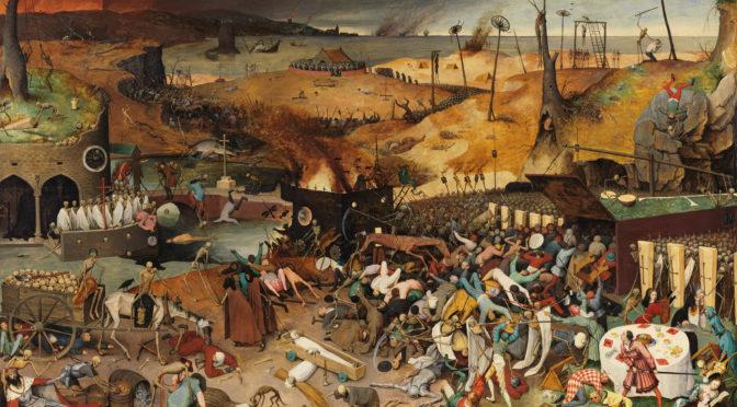 Colloque international : Vision et spéculation dans l'art de Pieter Bruegel (Paris, 28-29 juin 2019)