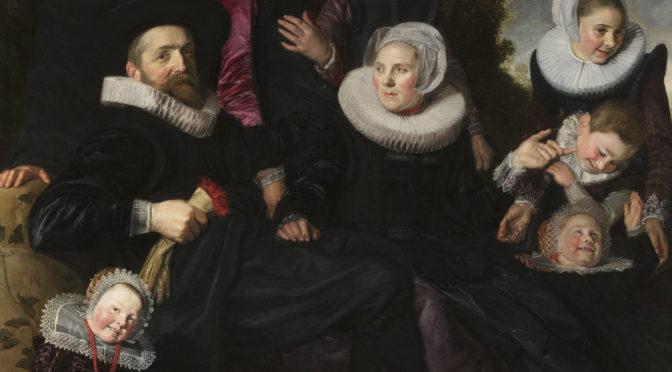Exposition : Frans Hals, Portraits de famille (Paris, Fondation Custodia, 8 juin – 25 août 2019)