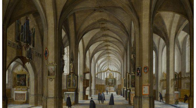Exposition : Sacrée architecture ! La passion d'un collectionneur (Cassel, Musée de Flandre, 15 février – 14 juin 2020)
