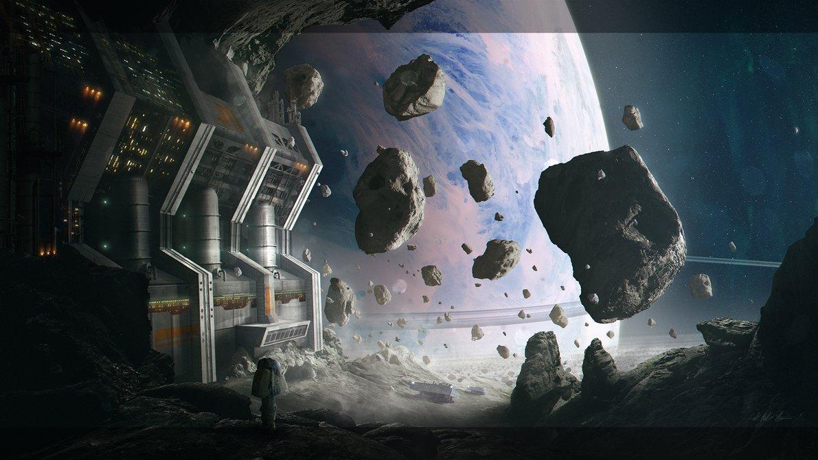 La guerre des astéroïdes, aspects juridiques