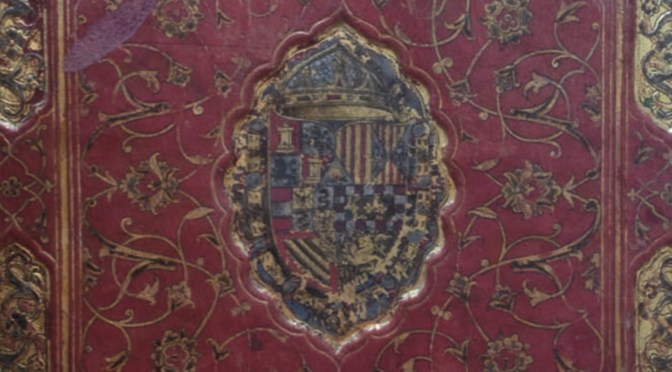 "Publication : Nuria de Castilla, ""A Binding for Philip II of Spain and its Ottoman Inspiration"""