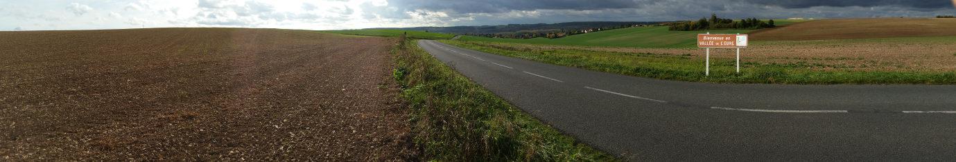 Bienvenue en vallée de l'Eure