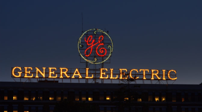 Learning from GE in the Era of Corporate Governance