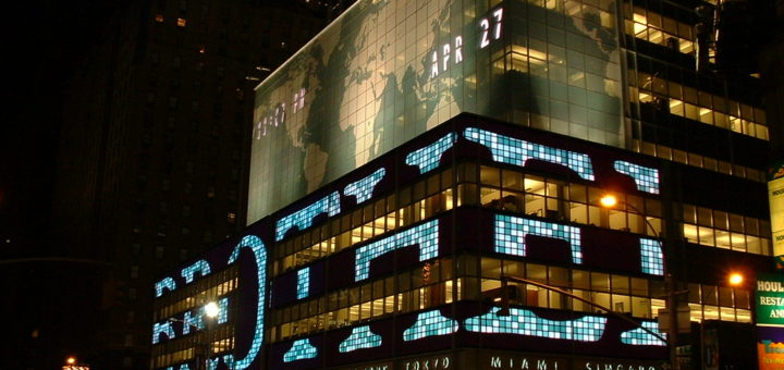 Lehman Brothers building, New York, USA, April 28, 2003 | © Courtesy of Scott Cawley/Flickr.