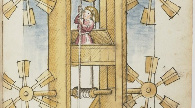 Un curieux traité d'ingénierie médiéval