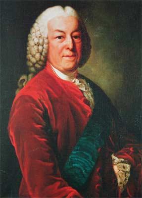 Anton Graff: Porträt von Thomas von Fritsch