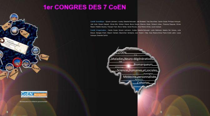 Manon Labarchède au 1er Congrès CoEN | 18-19/10/2018