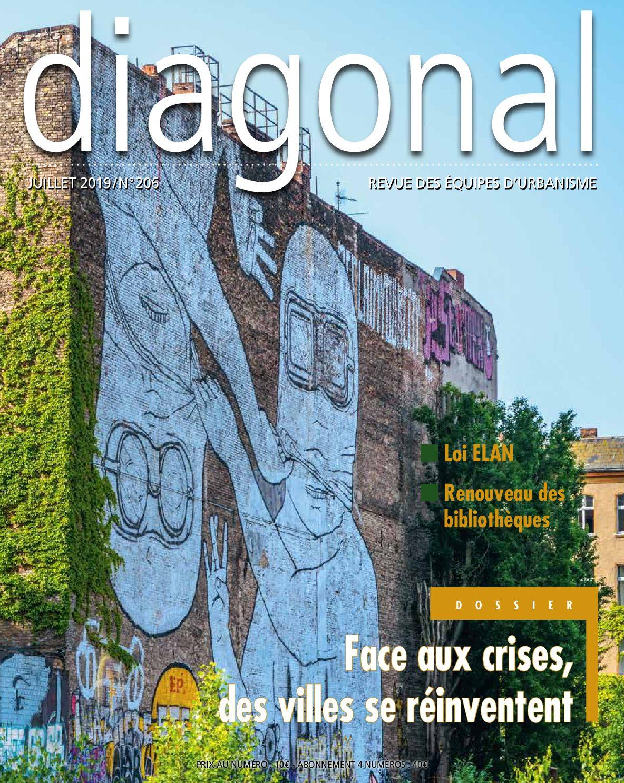 N° 206 : Face aux crises, des villes se réinventent