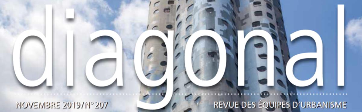 Revue d'urbanisme Diagonal