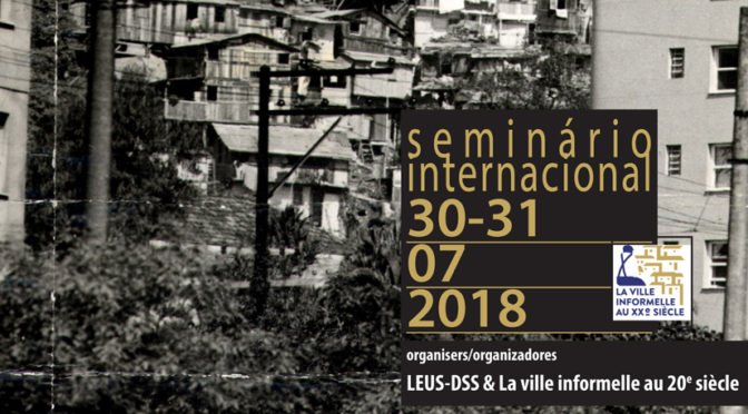 Programa do seminário internacional / Programme of the international seminar / Programme du séminaire internationale