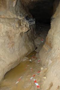 Inondations dans le secteur 4