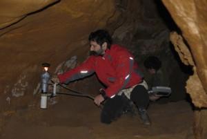 prospections géophysiques  (F. Levêque - LIENSs)