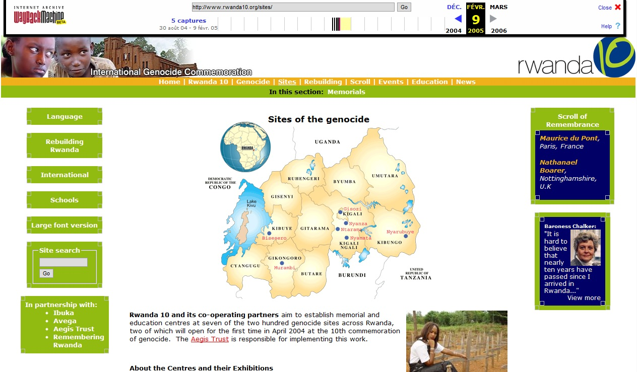 Dating sites in rwanda