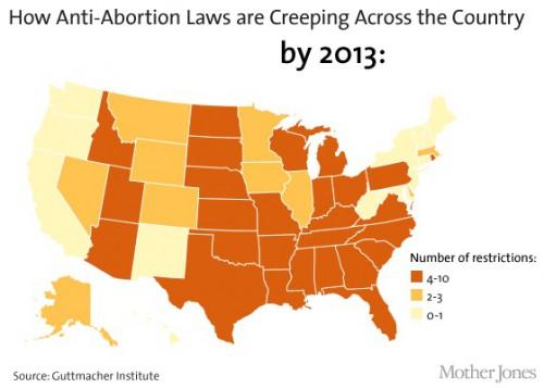 Au texas la femme enceinte compte moins qu un foetus for Avorter a la maison