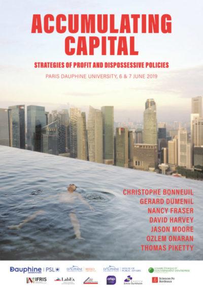 Accumuler du capital. Stratégies de profit et politiques de dépossession.