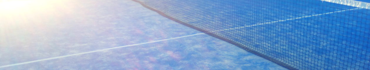 Tennis, padel et caetera