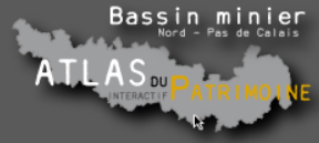 Atlas interactif du patrimoine minier du Nors Pas de Calais
