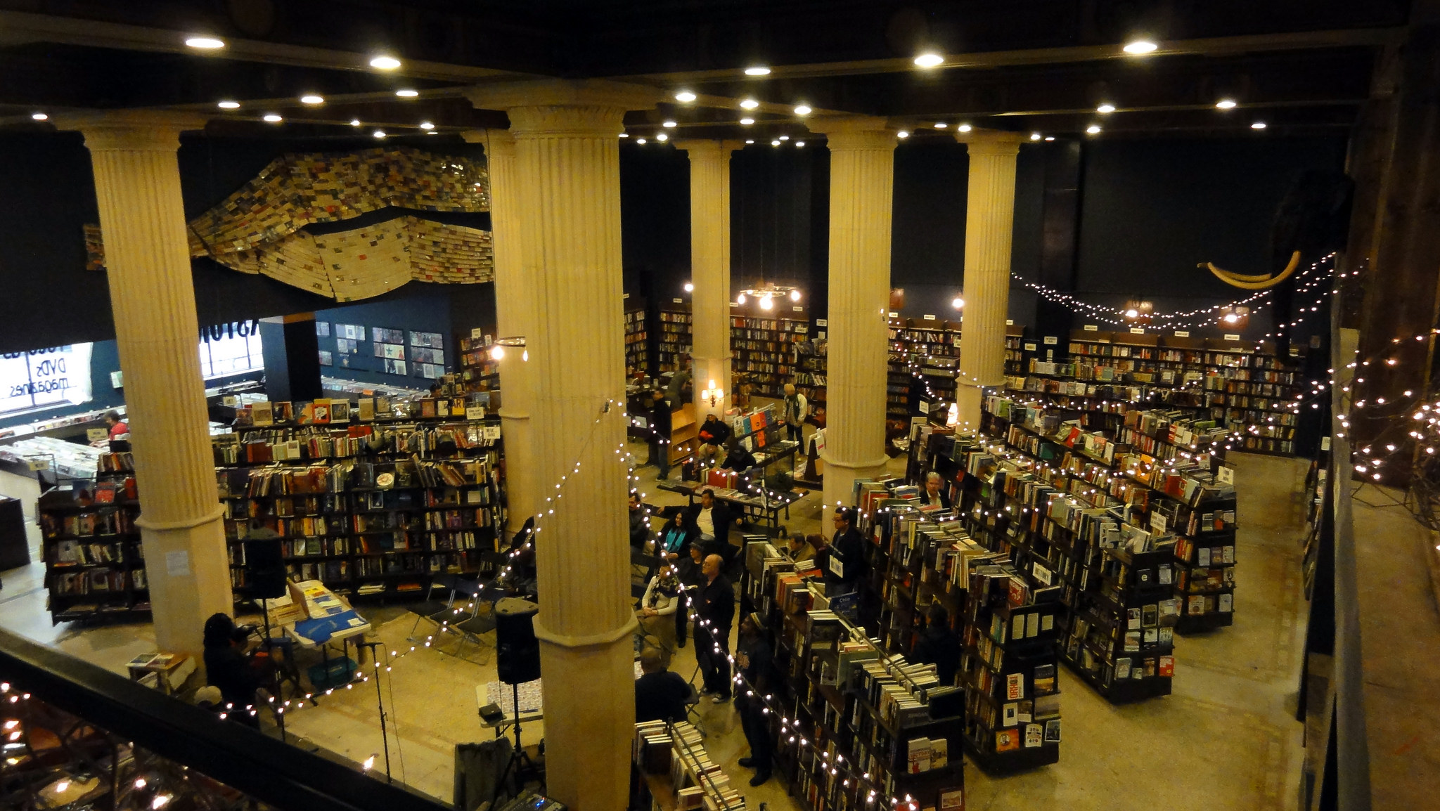 The Last Bookstore, Los Angeles CA, USA, January 6, 2013 | © Courtesy of Omar Bárcena.