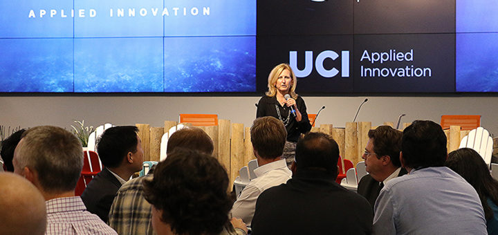 Optical Society Event, the University of California, Irvine, CA, USA, December 9, 2015 | © Courtesy of UCI Applied Innovation/Flickr.