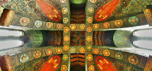 Watts Chapel, Compton, Surrey, England, UK, June 28, 2007 | © Courtesy of Nick Garrod/Flickr.