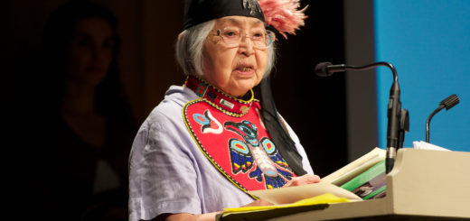 2011 ILA Honoree Nora Dauenhauer, Indigenous Leadership Award, Portland, Oregon, USA, November 2, 2011 | © Courtesy of Sam Beebe/Flickr.