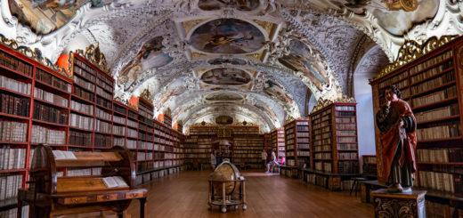 Strahov Monastery Library, Prague, Czechia, May 31, 2017 | © Courtesy ofNan Palmero/Flickr.