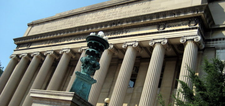 NYC - Columbia University - Low Memorial Library, NY, USA, August 4, 2007 | © Courtesy of Wally Gobetz/Flickr.