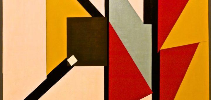 Est - Ouest 2 (1956) - Richard Mortensen (1910 - 1993), Belem, Berardo Collection, Centro Cultural de Belem, Lisbon, Portugal,November 22, 2015   © Courtesy of Pedro Ribeiro Simões/Flickr.