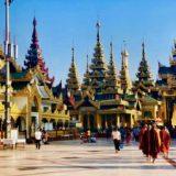 Shwedagon Pagoda, Yangon, Myanmar, February 19, 2018   © Courtesy of Lindsay Kuper/UI International Programs/Flickr.