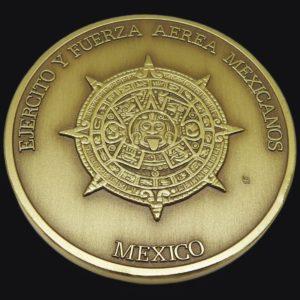 Ejercito y fuerza aerea mexicanos