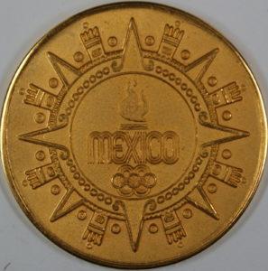Avers Mexico 68 Lions Club International
