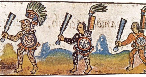 Codex Florentin, XVIe siècle, Bibliothèque Laurentienne