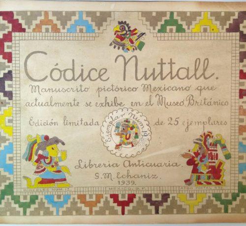 Códice Nuttall
