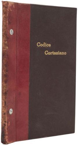Codice Cortesiano