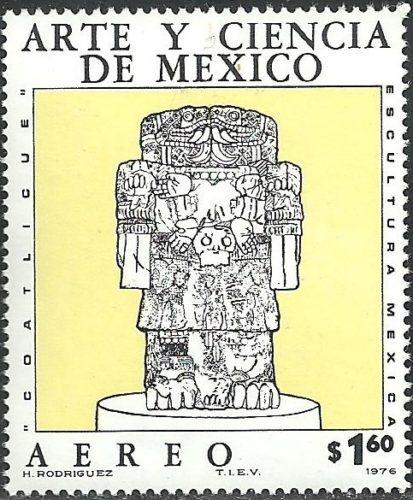 Coatlicue, escultura Mexica