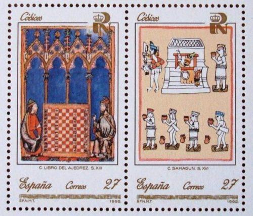 Libro de ajedrez / Códice Sahagun